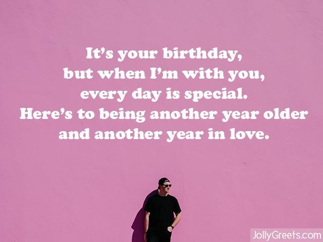 Birthday wishes for boyfriend altavistaventures Images