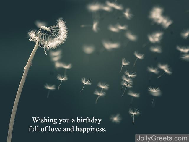 Birthday Wishes Short