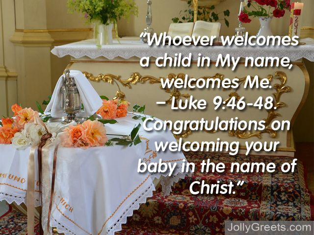 What to write in a christening card christening messages christening messages for children m4hsunfo