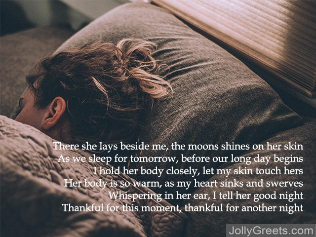 For wake up girlfriend poem 30 Beautiful