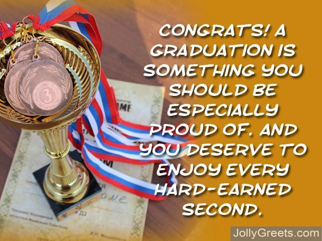 What To Write In A Graduation Greeting Card Congratulations On