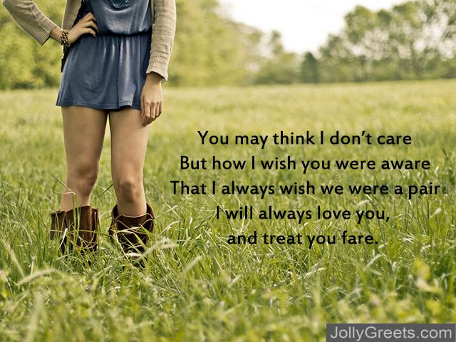 I Like You Poems for Her