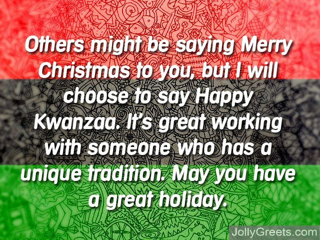 What to write in a kwanzaa card kwanzaa wishes messages sayings consider who you are sending to m4hsunfo