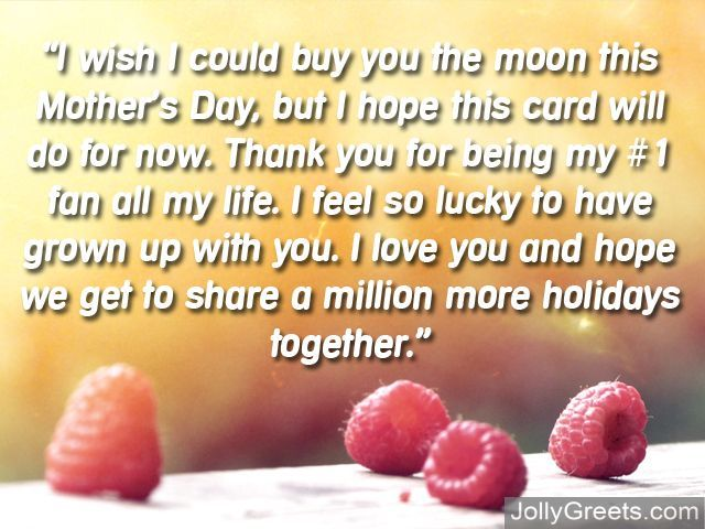 what to write in a mothers day card Mother's day card messages: what to write in a mother's day card find this pin and more on mother's day messages and quotes by quotes and messages  these are examples of what to write in your mom's mother's day or mothering day card.