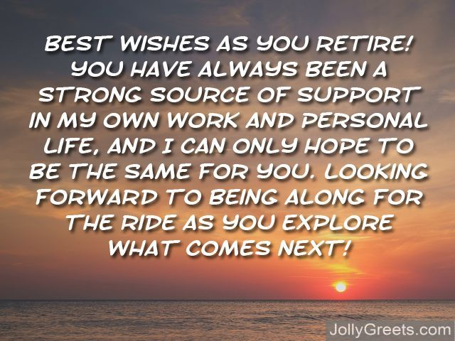 What to Write in a Retirement Card – Retirement Messages