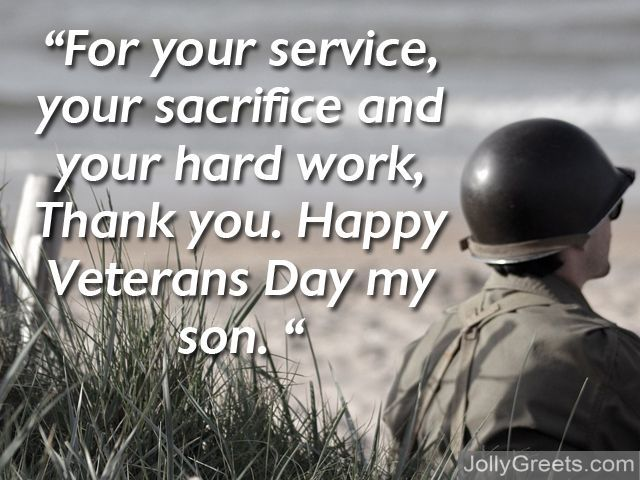 What To Write In A Veterans Day Card Veterans Day Thank You Messages